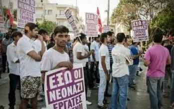 GRECIA: SOLICITANTES DE ASILO Y MIGRANTES, ACOSADOS POR OPERACIONES POLICIALES Y GRUPOS DE EXTREMA DERECHA