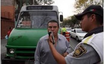 194 DETENIDAS POR ALCOHOLIMETRO