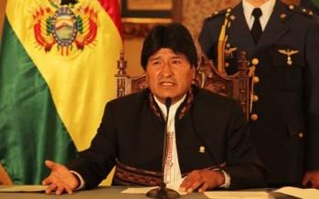 NACIONALIZAN EMPRESAS ELÉCTRICAS ESPAÑOLAS EN BOLIVIA