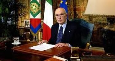 ITALIA DISUELVE CONGRESO