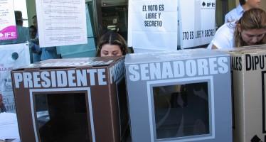 PROPONEN SEGUNDA VUELTA EN ELECCIÓN PRESIDENCIAL