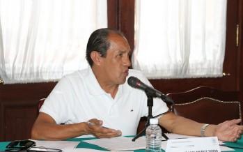 MUÑOZ SORIA SOLICITA QUE LA AUDITORÍA SUPERIOR DE LA FEDERACIÓN AUDITE A ESTADOS Y MUNICIPIOS MÁS ENDEUDADOS