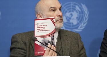 """EL DENGUE ES LA ÚNICA QUE REPRESENTA UNA """"AMENAZA GLOBAL"""": OMS"""