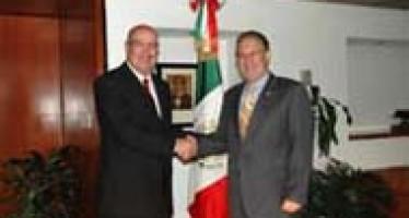 MÉXICO Y ESTADOS UNIDOS REAFIRMAN COOPERACIÓN BINACIONAL EN MATERIA AMBIENTAL