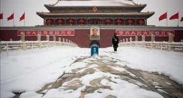 CHINA VIVE EL INVIERNO MÁS CRUDO DE LOS ÚLTIMOS 28 AÑOS
