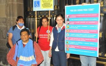 PROPONEN DECALOGO PARA PERSONAS CON CAPACIDADES DIFERENTES