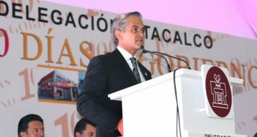 PRIORITARIO CONSTRUIR CIUDADANÍA PARA CONSOLIDAR EL AVANCE DEL DF HACIA SU DESARROLLO Y PROGRESO