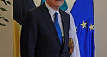 Promueve Herminio Blanco ante Bélgica y la Unión Europea su candidatura para dirigir la Organización Mundial de Comercio