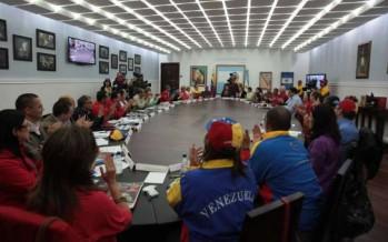 MINISTROS Y GOBERNADORES EVALÚAN AVANCES DEL PROYECTO NACIONAL DE DESARROLLO