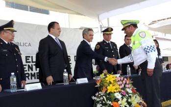 HONRADEZ, MOVILIDAD Y UNA CIUDAD SEGURA, PRIORIDADES DE ESTE GOBIERNO: MANCERA