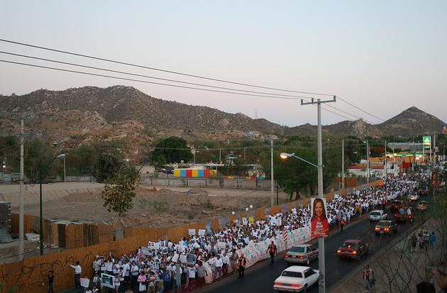 marcha guarderia ABC