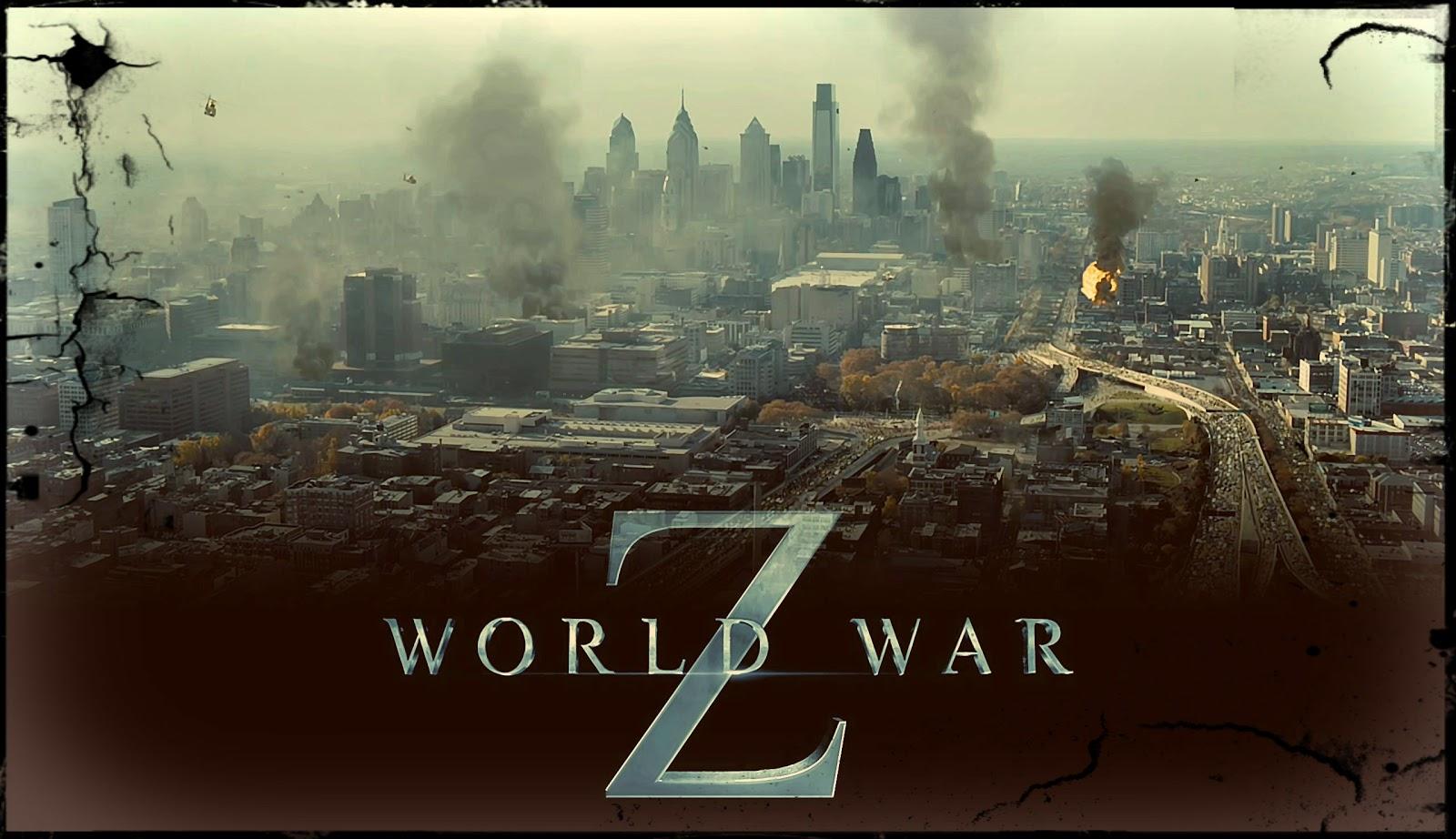 Guerra Mundial Z - Preview