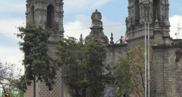 REPORTAN AFECTACIONES VIALES EN REFORMA POR CELEBRACIÓN DE SAN JUDAS