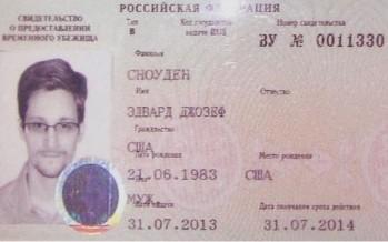 YA CON ASILO OFICIAL, SNOWDEN CONSIGUE EMPLEO EN UN SITIO WEB DE RUSIA