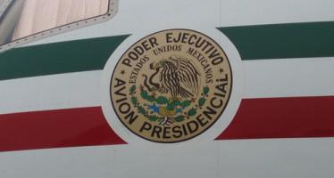 INICIA PEÑA NIETO REGRESO A MÉXICO TRAS SU PARTICIPACIÓN EN APEC