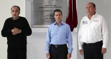 LIBRE COMERCIO CLAVE PARA MAYOR INVERSIÓN EXTRANJERA DIRECTA: EPN