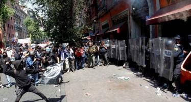 VIGILARÁN MÁS DE CUATRO MIL 500 POLICÍAS MARCHA DEL 2 DE OCTUBRE
