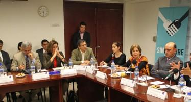 SEDESOL INSTALA GRUPO INTERNACIONAL PARA CRUZADA CONTRA EL HAMBRE