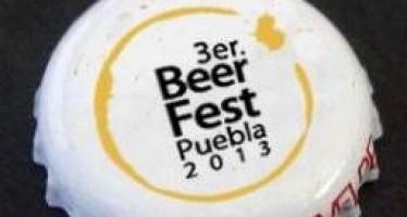 Próximamente, 3er Festival de Cerveza Artesanal en Puebla