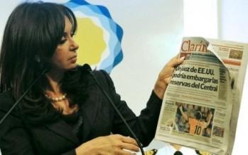 El monopolio de El Clarín en Argentina tiene los días contados