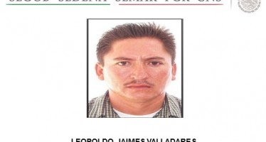 Detienen a Leopoldo Jaimes Valladares, líder de 'Templarios' en Michoacán