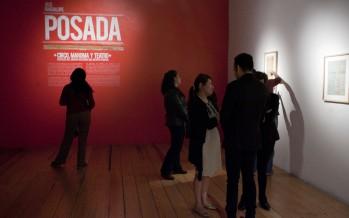 JOSÉ GUADALUPE POSADA: CIRCO, MAROMA Y TEATRO ABRE AL PÚBLICO EN EL MUSEO DE LA CIUDAD DE MÉXICO