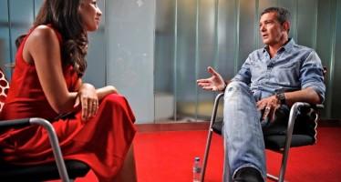 Antonio Banderas deja muda a conductora de CNN cuando habla de Hugo Chávez VIDEO