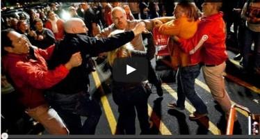"""Impresionante video sobre el """"Black Friday"""""""