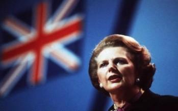 """Muere la """"Dama de Hierro"""" Margaret Thatcher"""