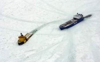 Científicos atrapados en la Antártida tendrán que esperar dos días más para ser rescatados.