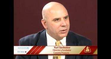 Yuri Serbolob: El proyecto neoliberal ha sido un fracaso. México está parado. VIDEO