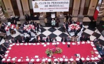 El Club de Periodistas anuncia sus actividades para este 2014