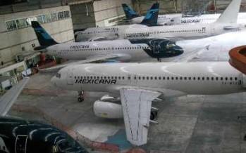 Por órden judicial, AICM se hará cargo del resguardo de la base de mantenimiento de Mexicana de Aviación