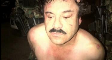 Confirmado, cayó Joaquín 'el Chapo' Guzmán