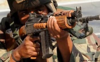 Un soldado indio mata a cinco compañeros de armas y se suicida en Cachemira