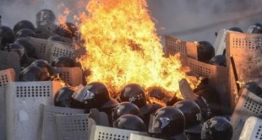 Obama advierte a Ucrania de que habrá consecuencias si continúa la violencia
