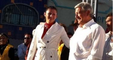 Morena contenderá en 10 procesos electorales en 2015: López Obrador