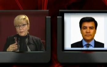 Anunciación TV Entrevista a Miguel Badillo y Ma. Guadalupe Gómez con Celeste Sáenz de Miera