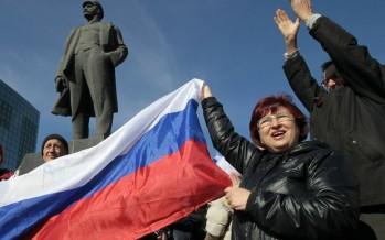 Crimea aprueba separarse de Ucrania y anexarse a Rusia