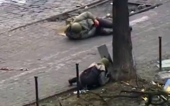 Francotiradores de Ucrania habrían sido contratados por la oposición