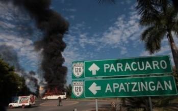 SSP-Michoacán reporta detención de sobrino de Enrique Plancarte
