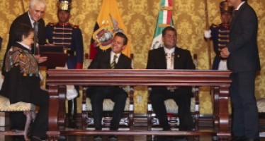 Acuerda IPN cooperación científica con la Ciudad del Conocimiento de Ecuador.