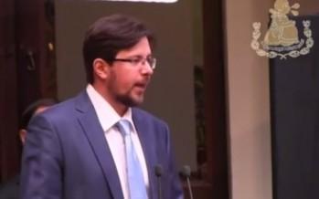 VIDEO Discurso de Alexander Luchaninov de Russia Today durante el XLIII Certámen Nacional de Periodismo