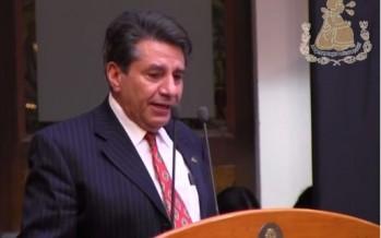 VIDEO Discurso de Don Mario Méndez Acosta durante el XLIII Certámen Nacional e Internacional de Periodismo