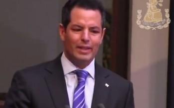 Discurso de Alejandro Murat, director general de Infonavit durante XLIII Certámen Nacional de Periodismo