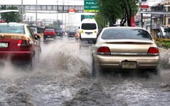 Continuarán las lluvias en parte de la República Mexicana