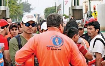 Iniciará SAE pagos a trabajadores de Oceanografía