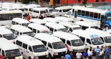 Unidades de transporte público aumentaron en Edomex por falla en Metro