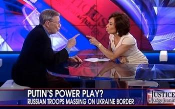 VIDEO Presentadora de FOX interrumpe entrevista cuando es acusada de parcialidad por caso Ucrania