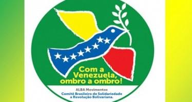 Brasil expresa solidaridad con Venezuela en un gran tuitazo